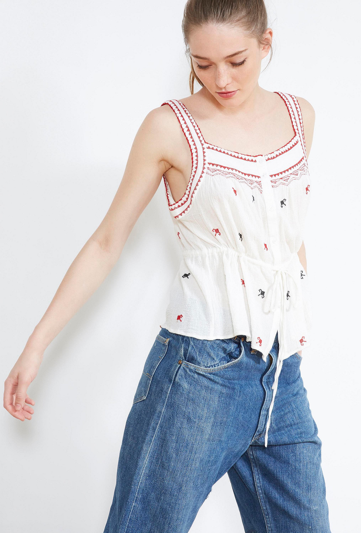 Ivory  TOP  Fairy Mes demoiselles fashion clothes designer Paris