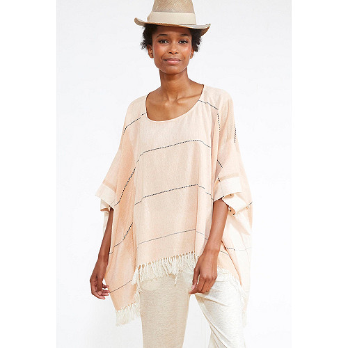 PONCHO Syracuse Mes Demoiselles color Pink