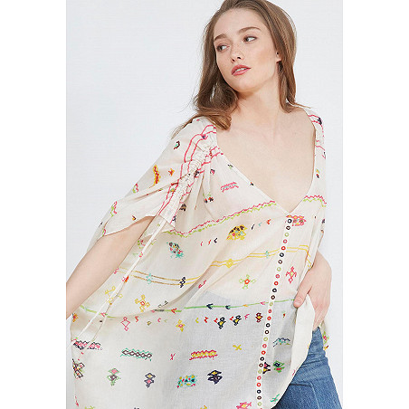 clothes store PONCHO  Salah french designer fashion Paris