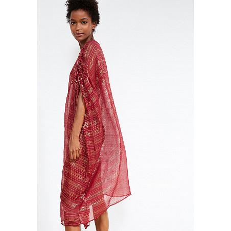 clothes store PONCHO  Estivale french designer fashion Paris