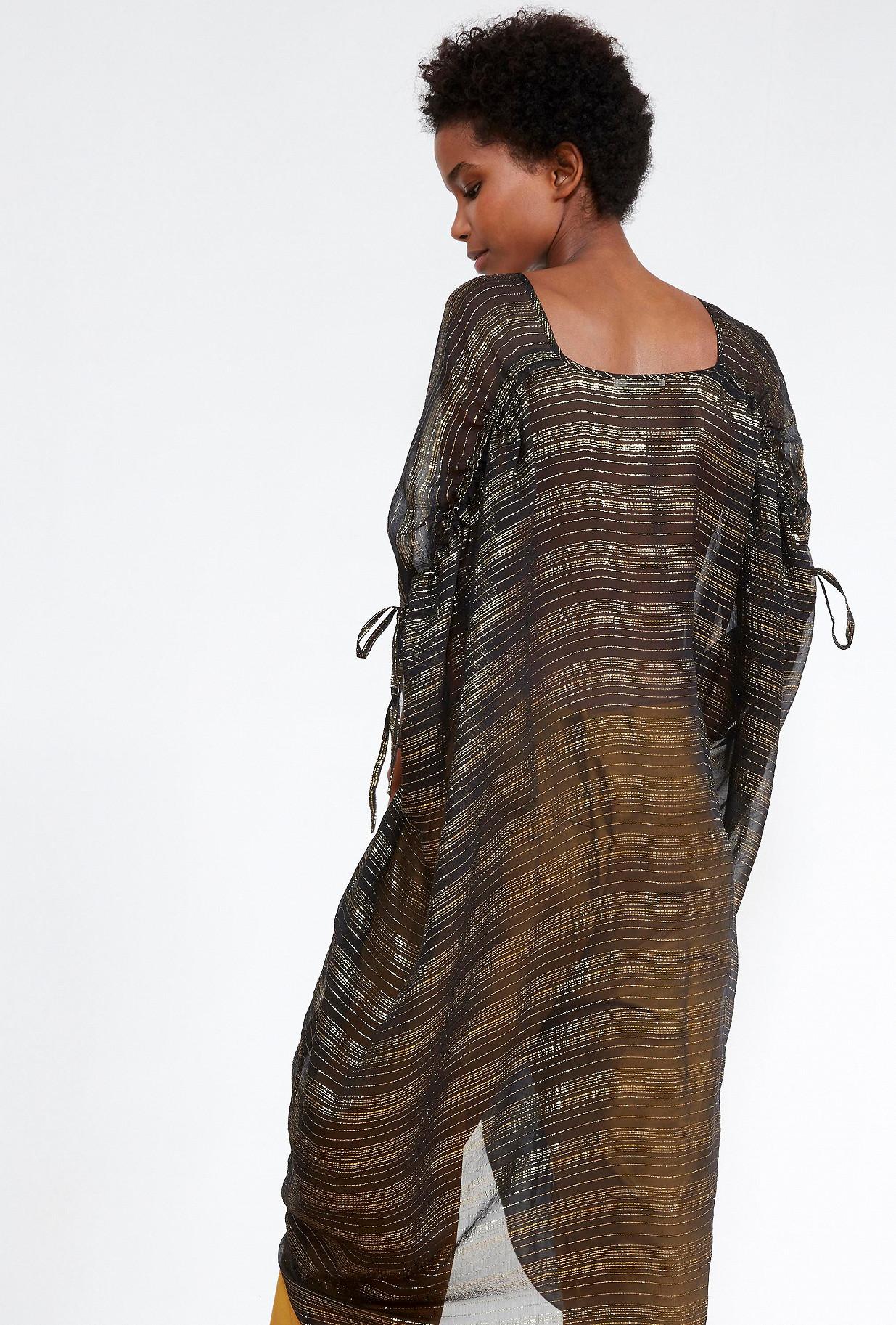 Berry  PONCHO  Estivale Mes demoiselles fashion clothes designer Paris