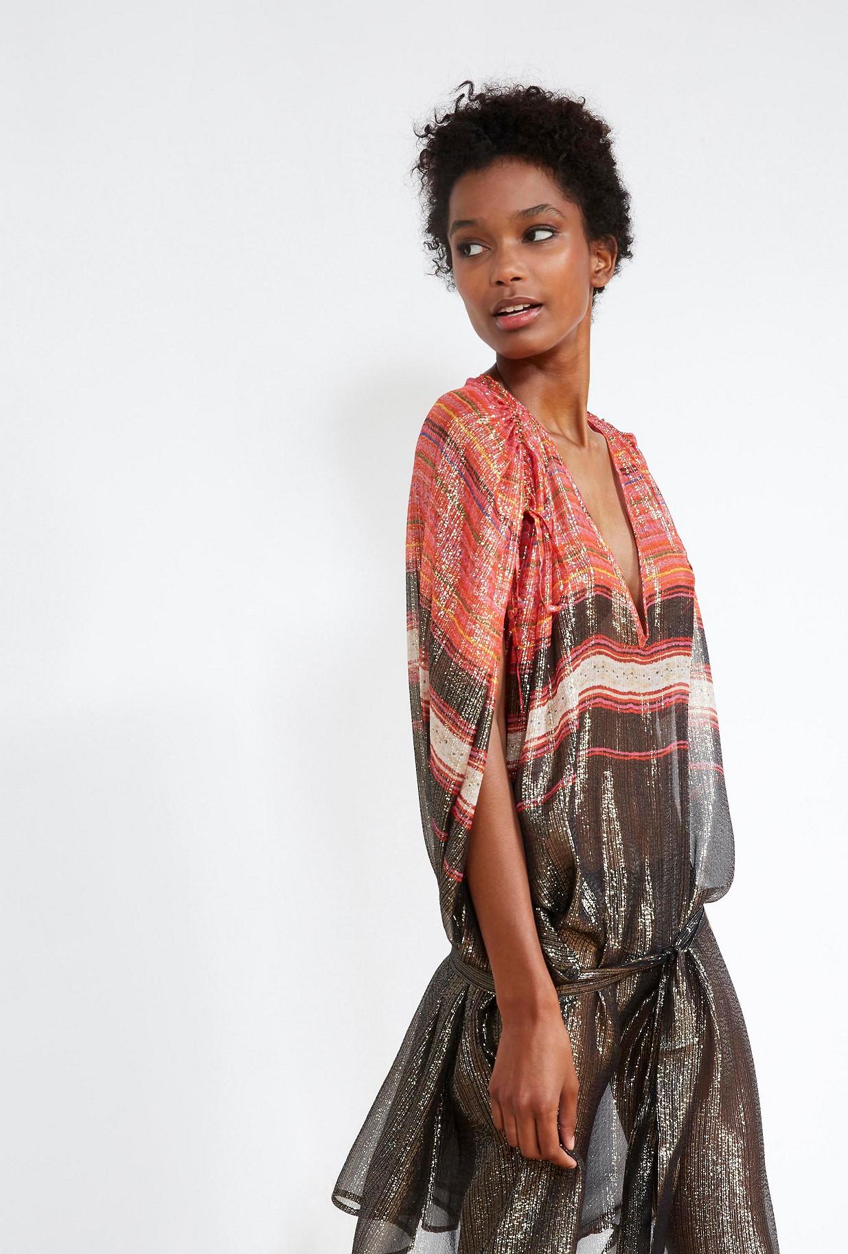 clothes store PONCHO  Daravan french designer fashion Paris