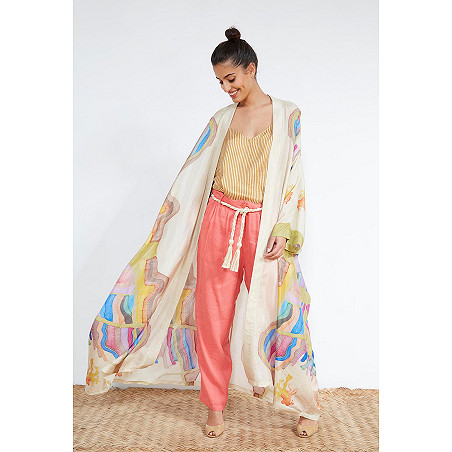 clothes store KIMONO  Soumaya french designer fashion Paris