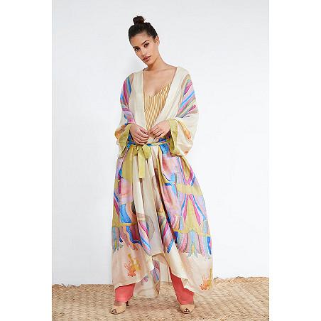 clothes store KIMONO  Soumaya french designer fashion Paris