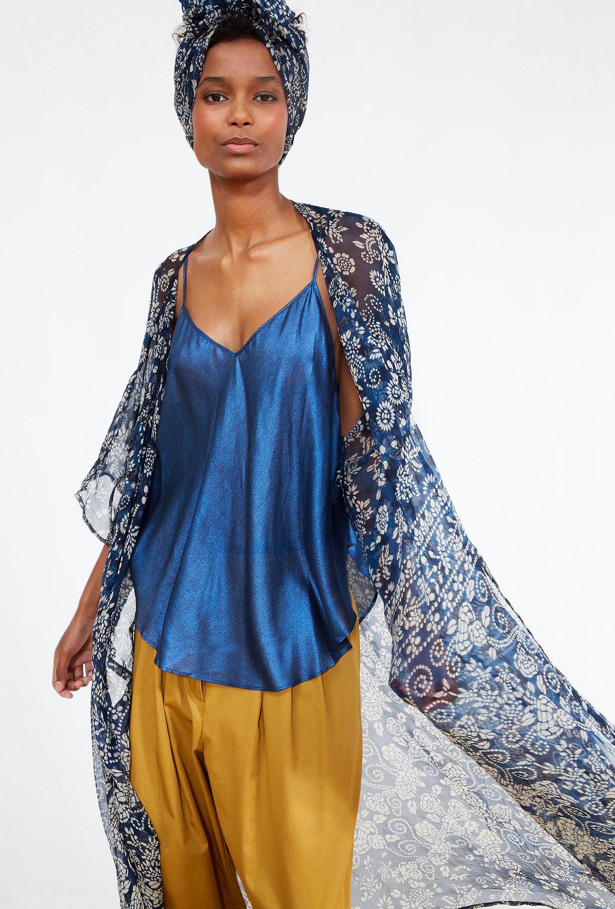 clothes store KIMONO  Bromo french designer fashion Paris