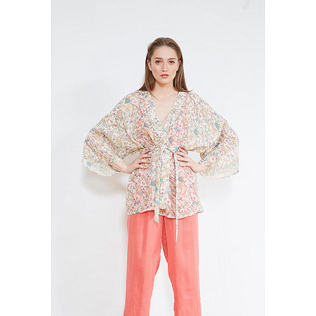 clothes store KIMONO  Tilde french designer fashion Paris