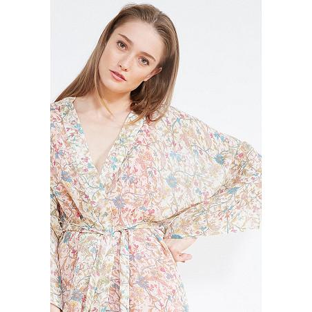 clothes store KIMONO  Tilde french designer fashion Paris