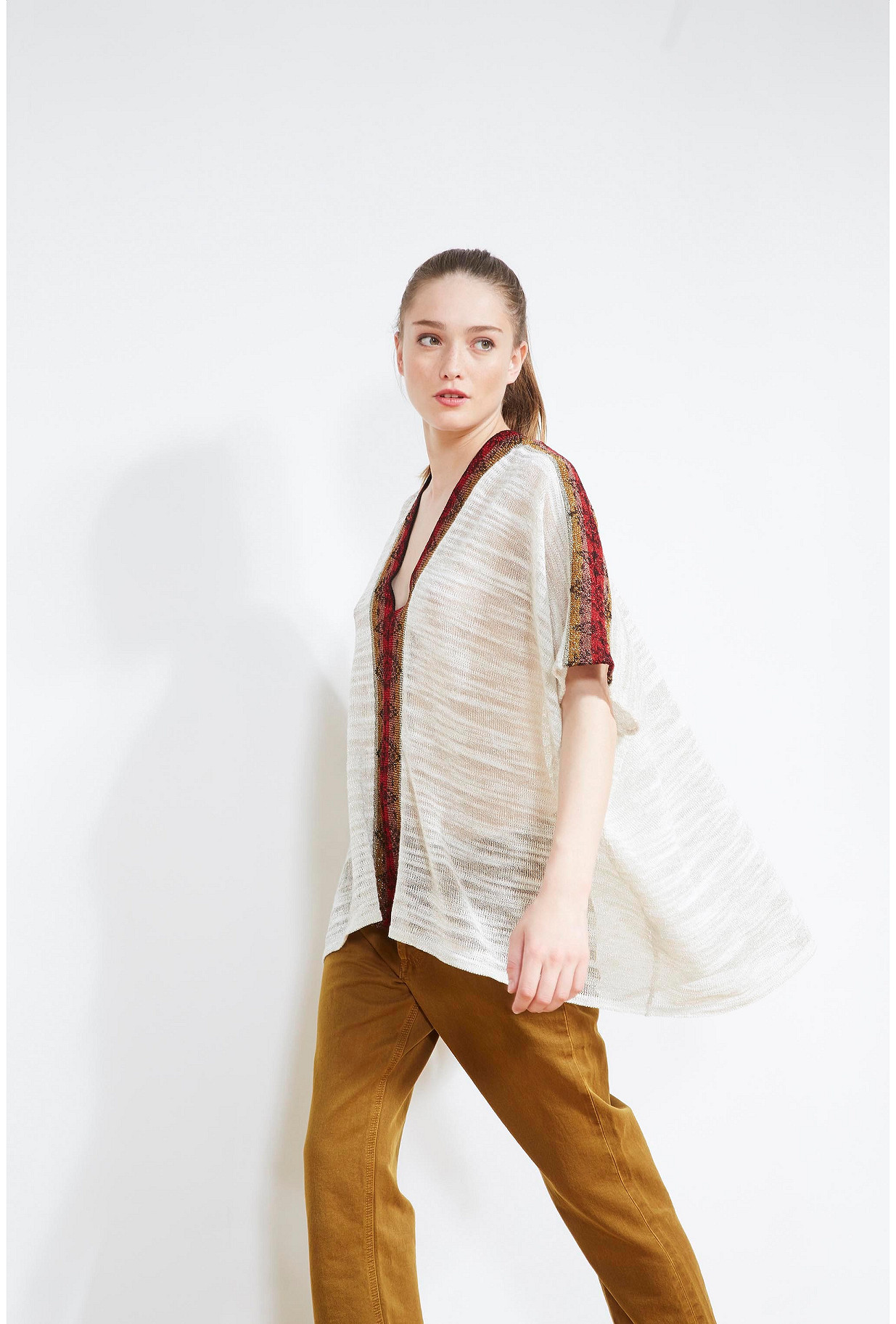 clothes store PONCHO  Makeda french designer fashion Paris