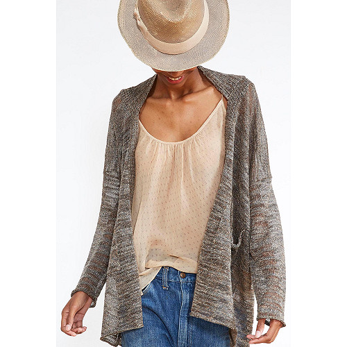 KNITTED Baizen Mes Demoiselles color Grey