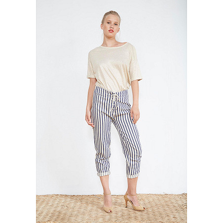 boutique de vetement PANTALON createur boheme  Garrigue