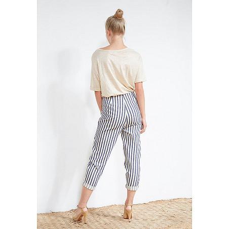 clothes store PANTS  Garrigue french designer fashion Paris
