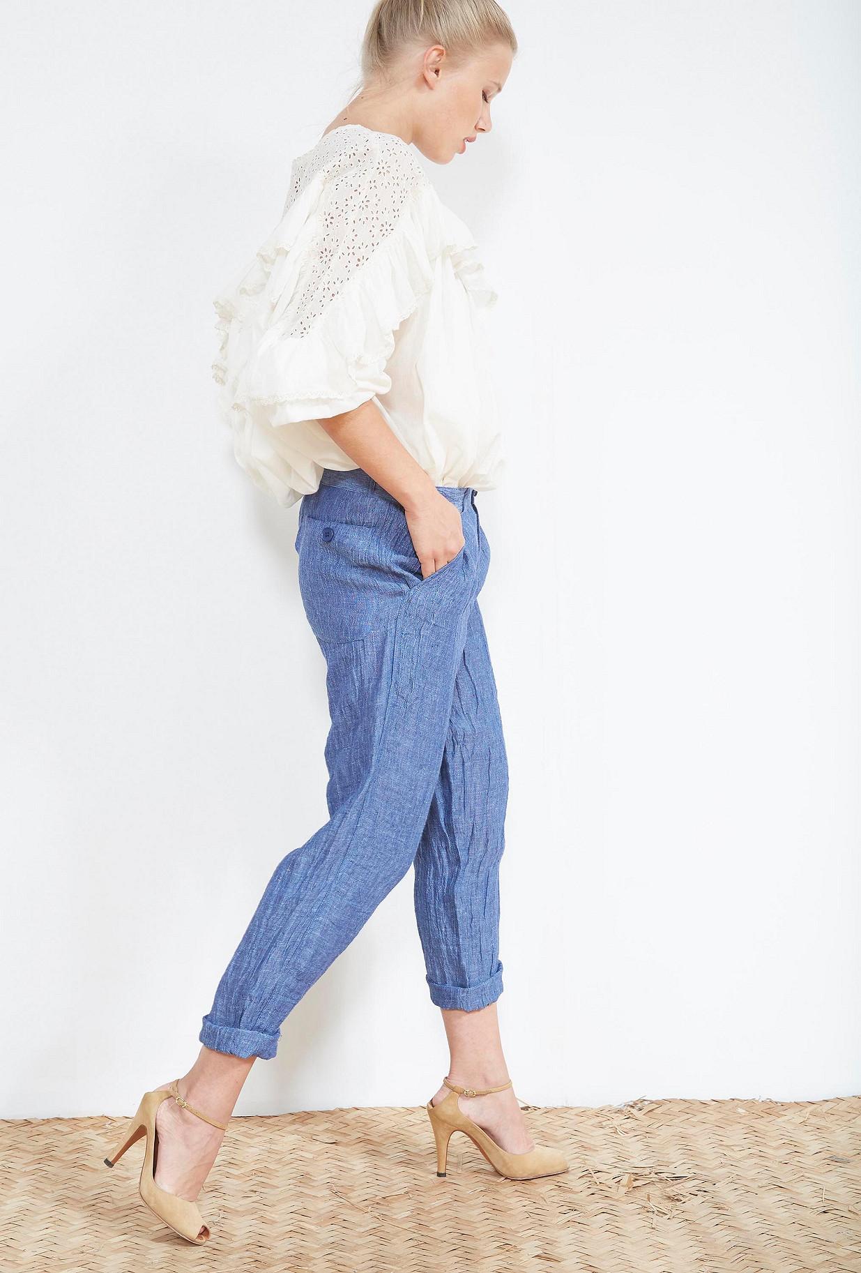 clothes store PANTS  Nemo french designer fashion Paris