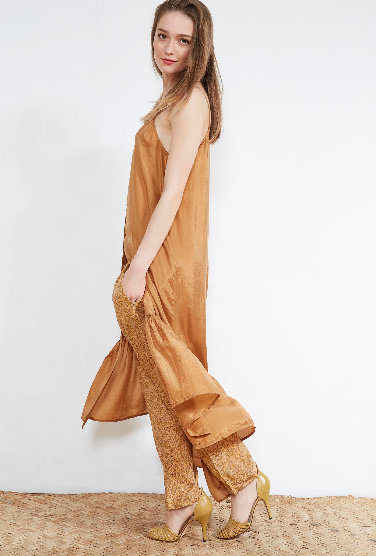 clothes store PANTS  Aladin french designer fashion Paris