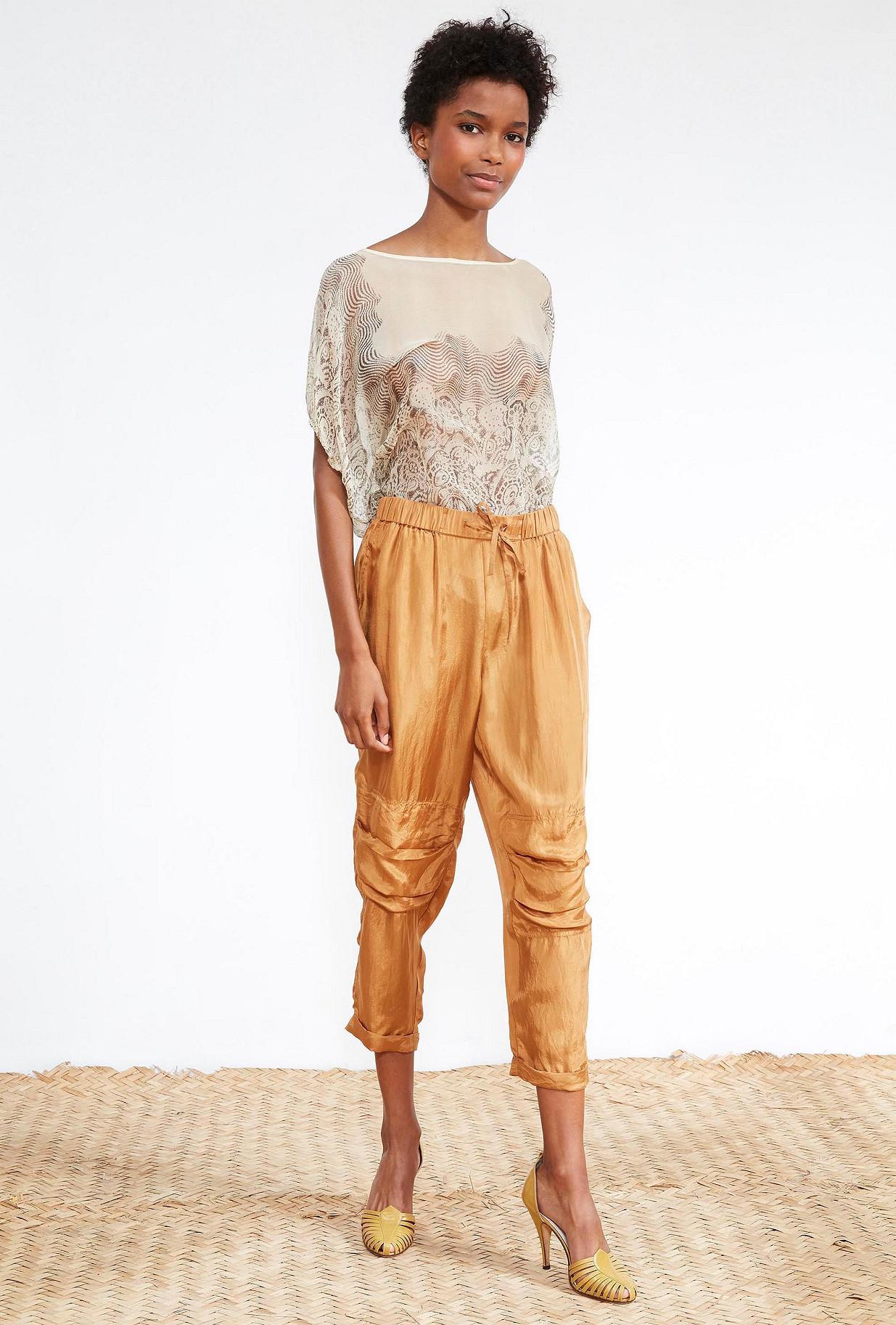 clothes store PANTS  Norma french designer fashion Paris