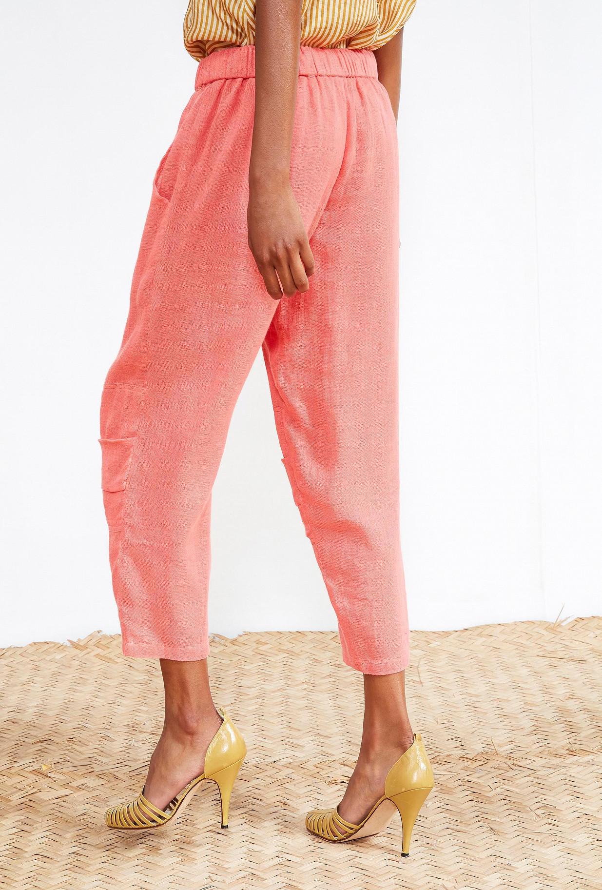 clothes store PANTS  Rag french designer fashion Paris