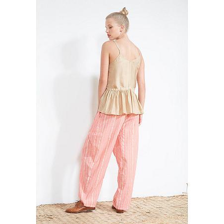 clothes store PANTS  Kaposki french designer fashion Paris