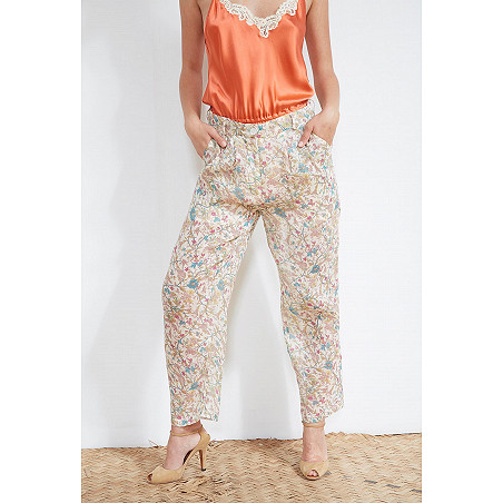 clothes store PANTS  Timeo french designer fashion Paris