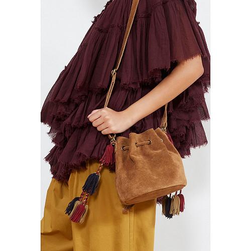 ACCESSOIRES Cheyenne Mes Demoiselles coloris Camel
