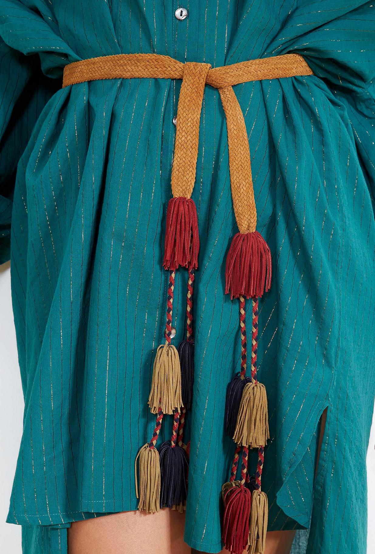 ACCESSORIES Chenoa Mes Demoiselles color Camel