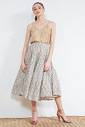 clothes store SKIRT  Wight french designer fashion Paris