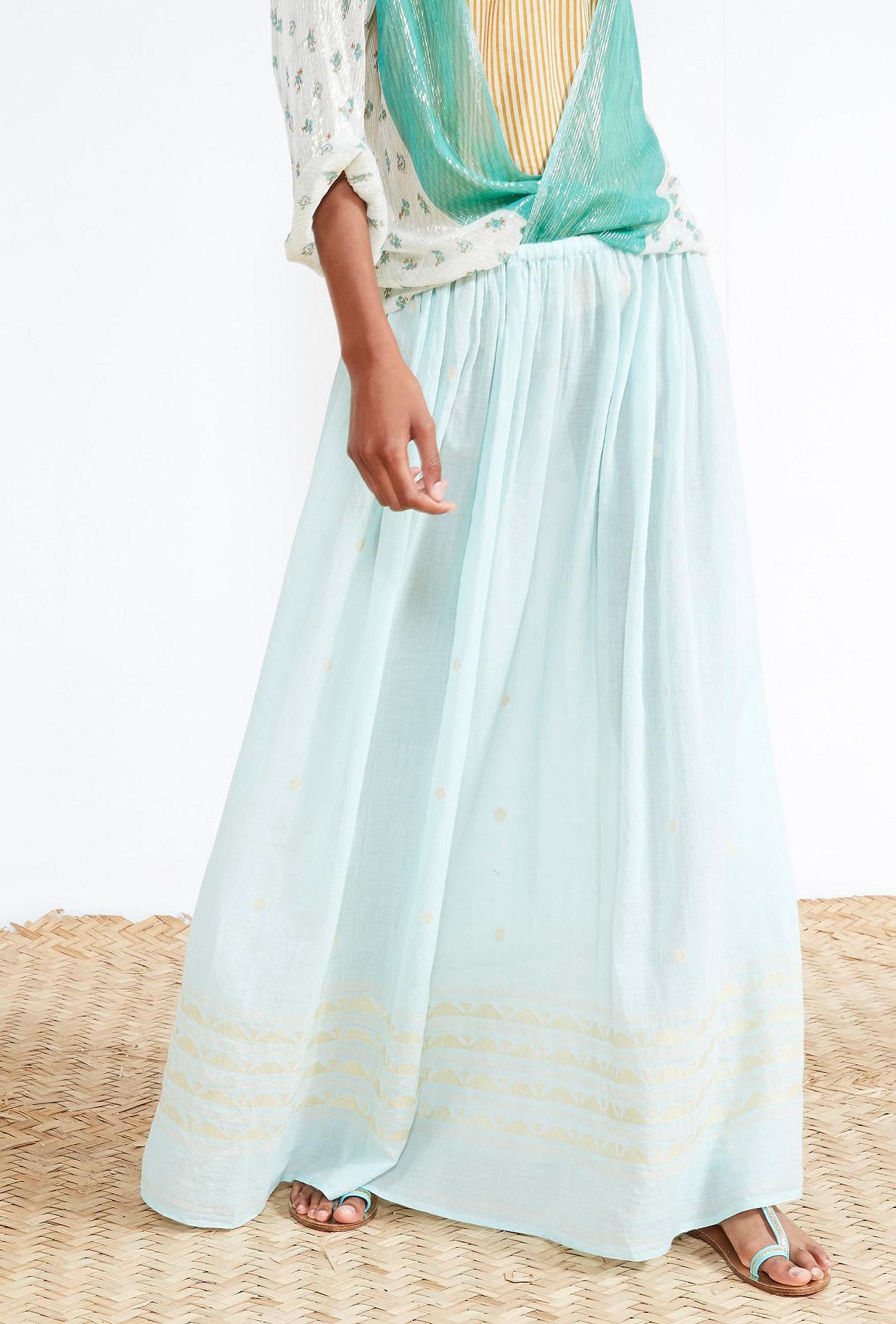 JUPE Aqua  Tahiti mes demoiselles paris vêtement femme paris