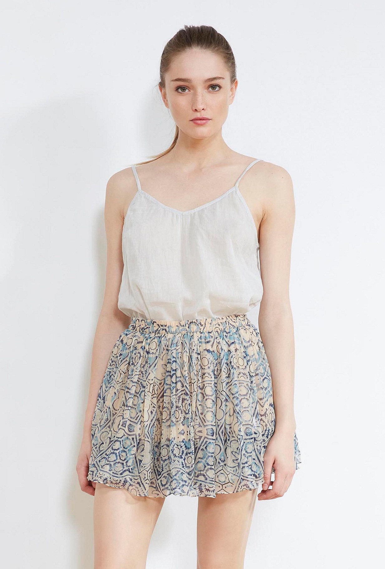 clothes store SKIRT  Fran french designer fashion Paris