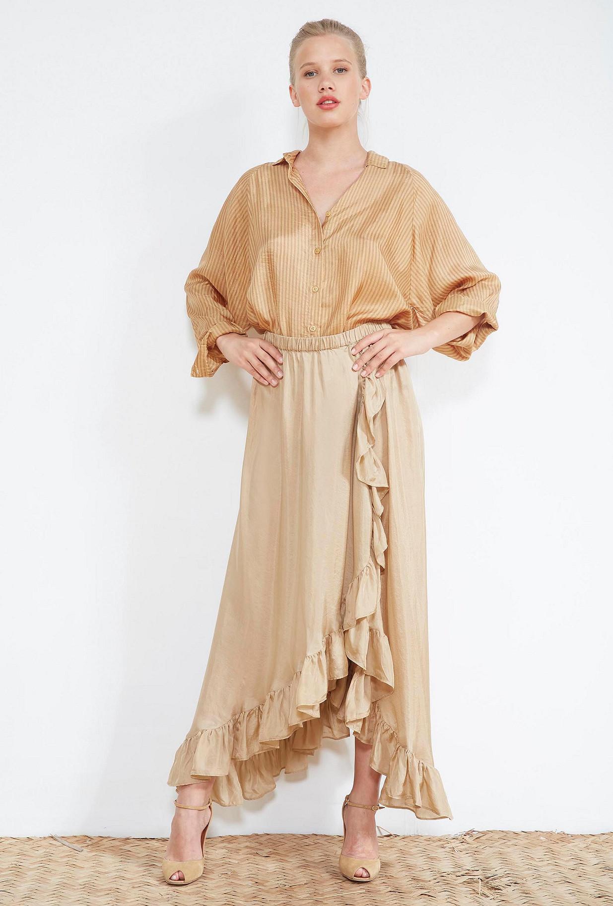 clothes store SKIRT  Carmen french designer fashion Paris