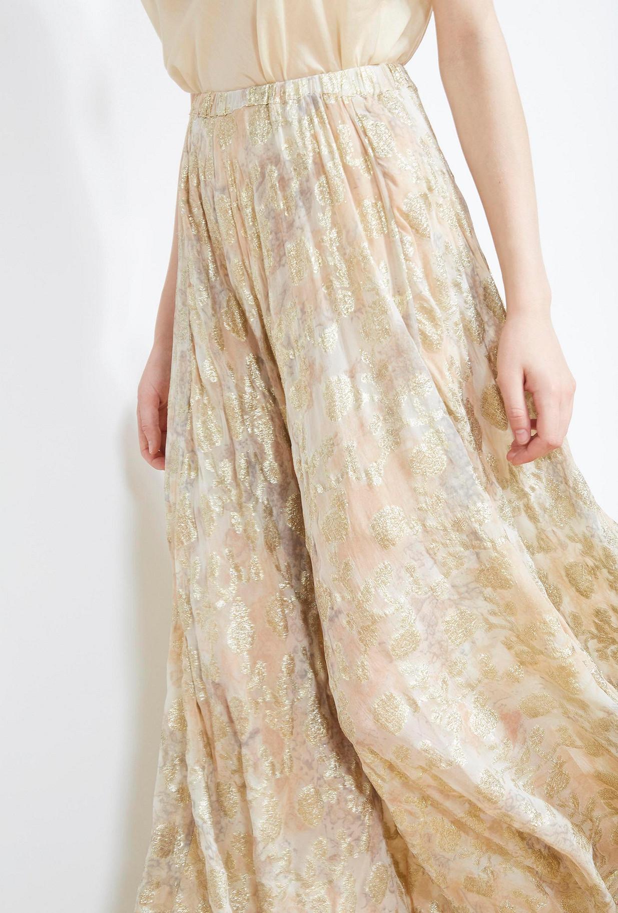 Powder  SKIRT  Agrippine Mes demoiselles fashion clothes designer Paris