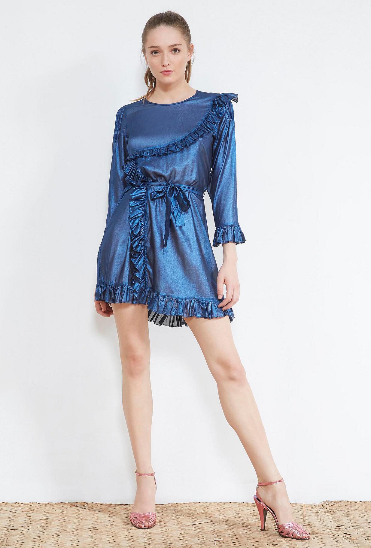 ROBE Bleu nuit  Stella mes demoiselles paris vêtement femme paris