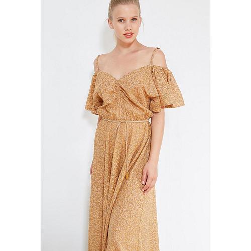 Nude print DRESS Adelaide Mes Demoiselles Paris