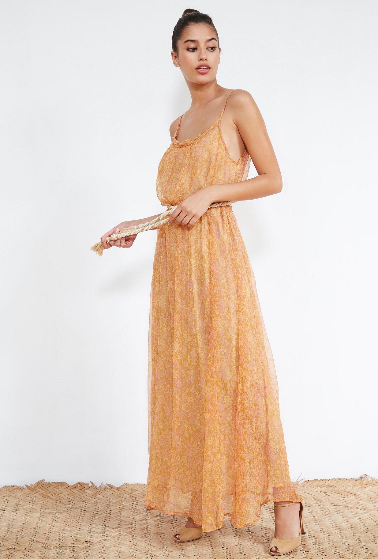 Floral print  DRESS  Abigail Mes demoiselles fashion clothes designer Paris