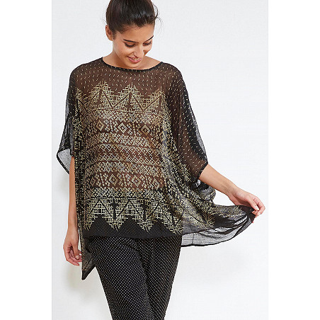 clothes store PONCHO  Barthabas french designer fashion Paris