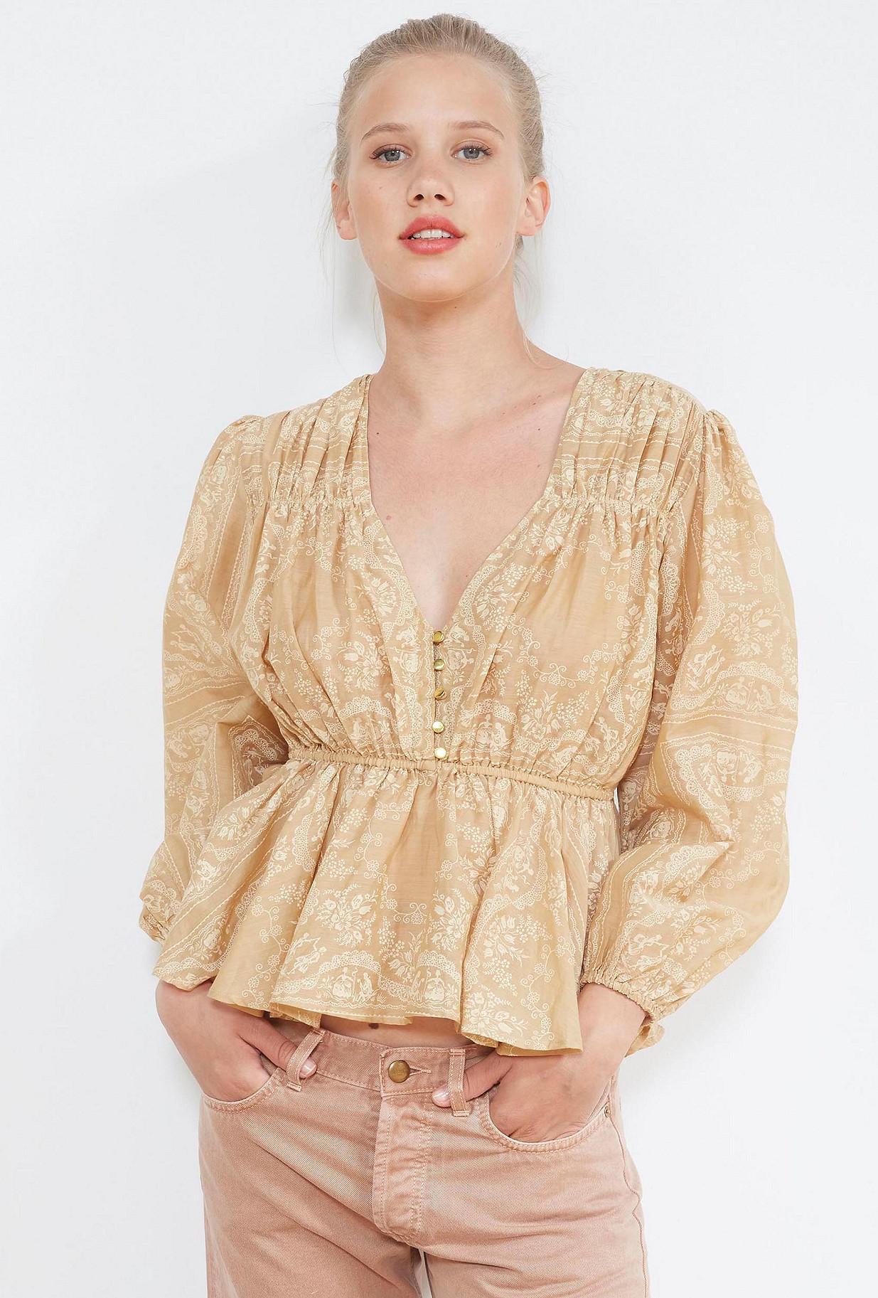 clothes store BLOUSE  Joy french designer fashion Paris
