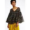 clothes store BLOUSE  Esperanza french designer fashion Paris