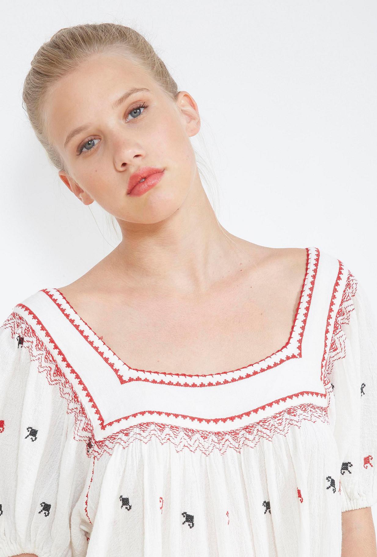 clothes store BLOUSE  Frimousse french designer fashion Paris