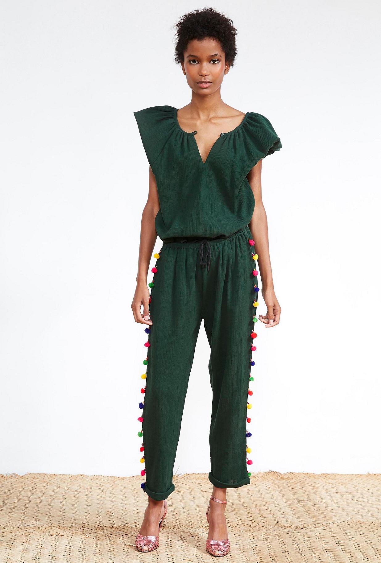 boutique de pantalon femme isba mode createur paris. Black Bedroom Furniture Sets. Home Design Ideas