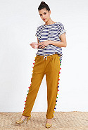 clothes store PANTS  Isba french designer fashion Paris