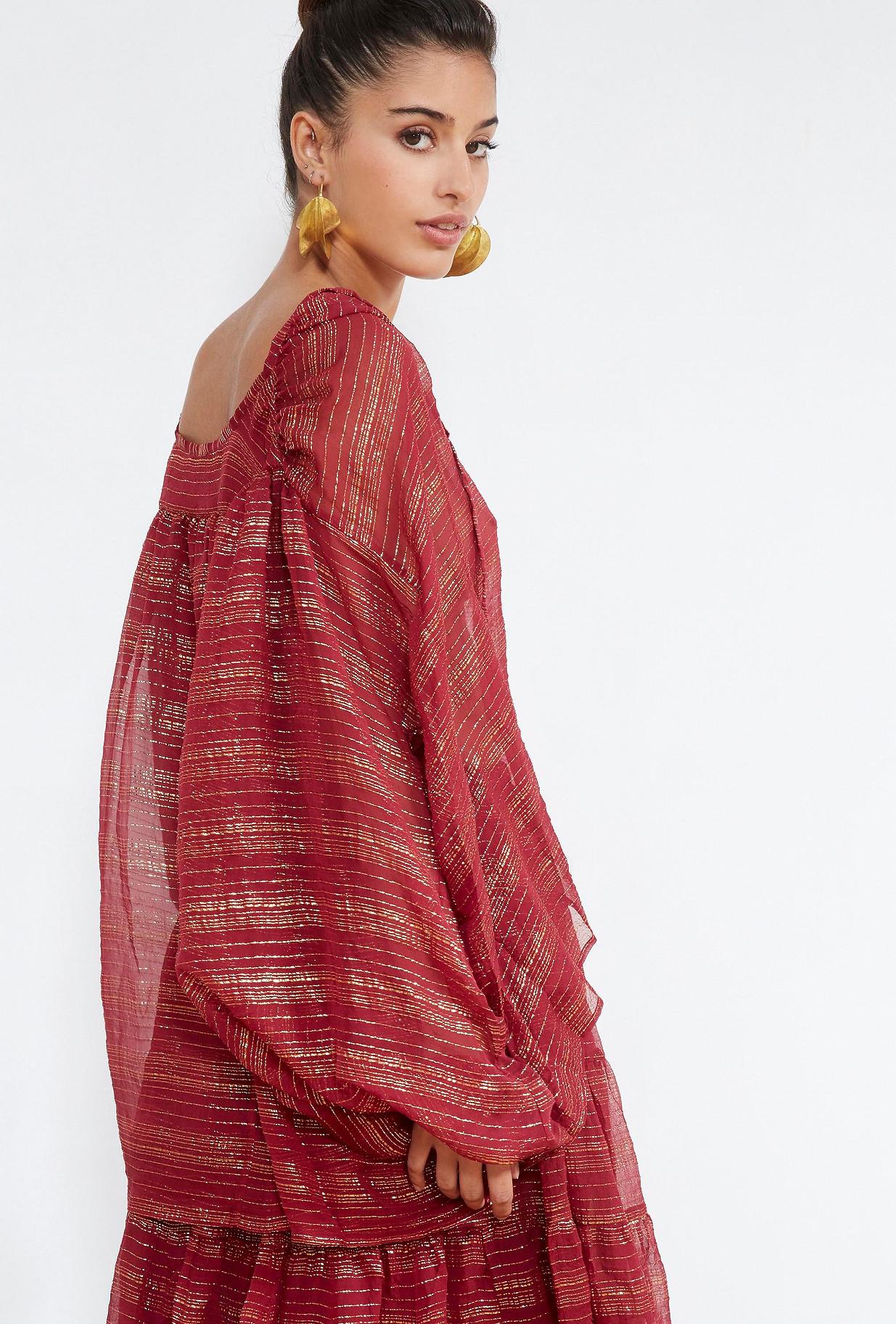 Berry  BLOUSE  Esteban Mes demoiselles fashion clothes designer Paris