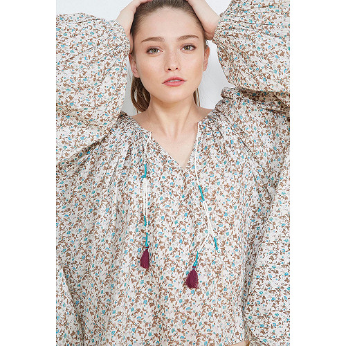 BLOUSE Woodstock Mes Demoiselles color Floral print