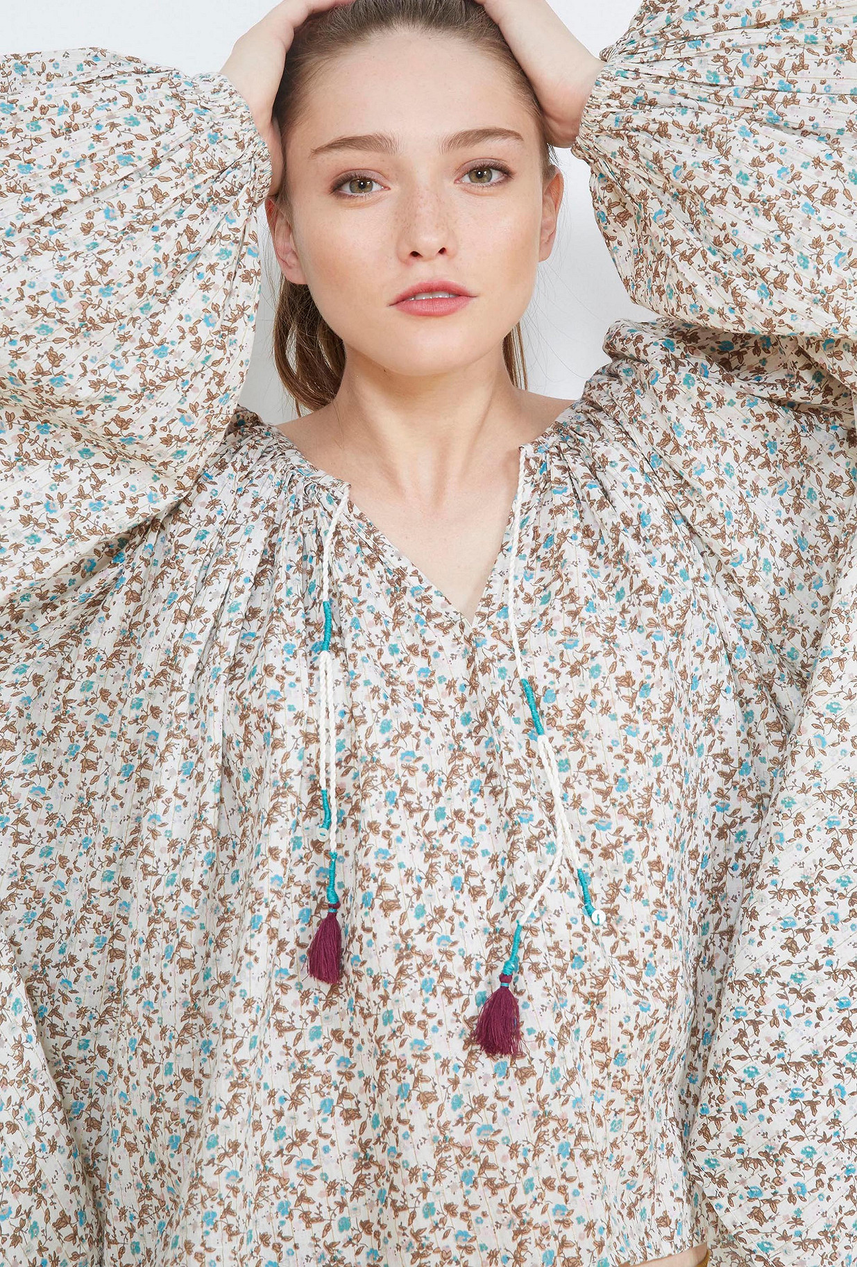 clothes store BLOUSE  Woodstock french designer fashion Paris