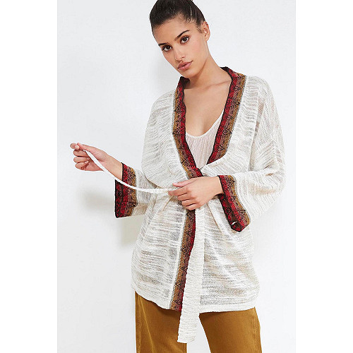 KNITTED Bilkis Mes Demoiselles color Ivory