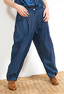clothes store PANTS  Kaposki french designer fashion Paris