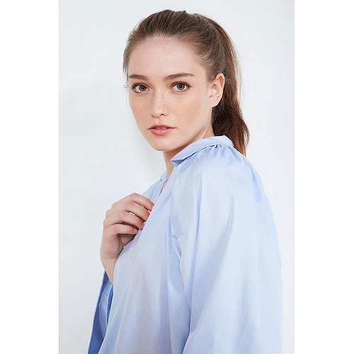 Blue BLOUSE Moss Mes Demoiselles Paris