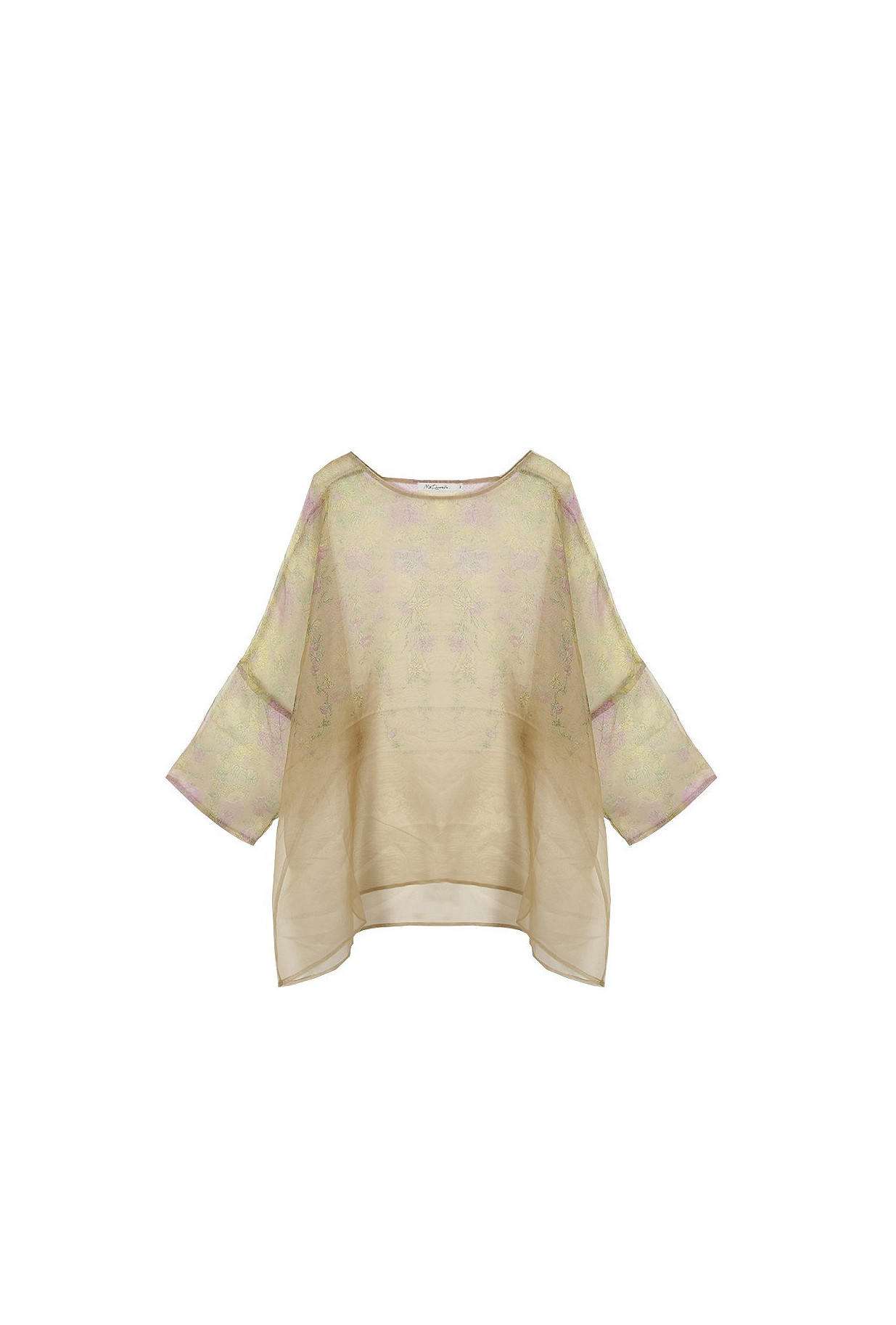 BLOUSE Naturel  Anthemis mes demoiselles paris vêtement femme paris