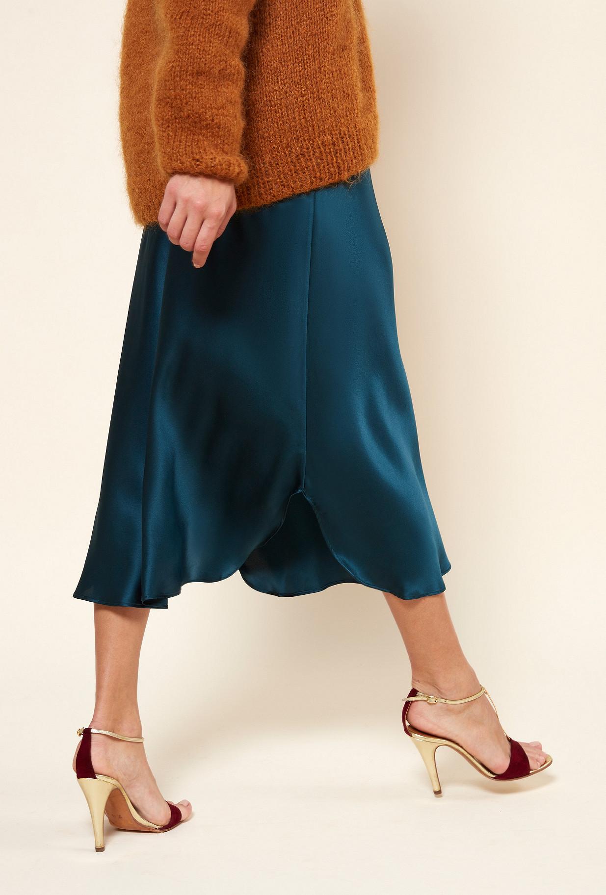 Paris boutique de mode vêtement Jupe créateur bohème  Allegorie