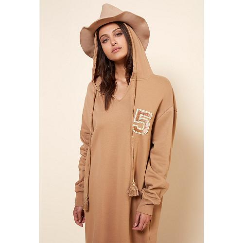 Pull Camel  Coco mes demoiselles paris vêtement femme paris