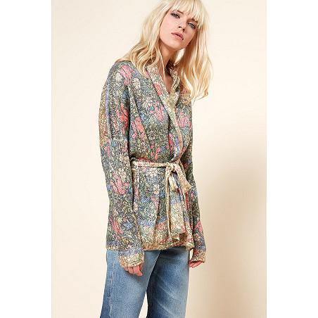 clothes store KIMONO  Equateur french designer fashion Paris