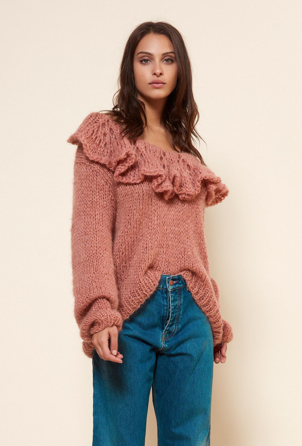 Paris boutique de mode vêtement Maille créateur bohème  Frisco