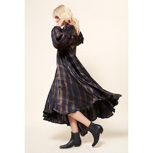 Robe Noir  Garibaldi mes demoiselles paris vêtement femme paris
