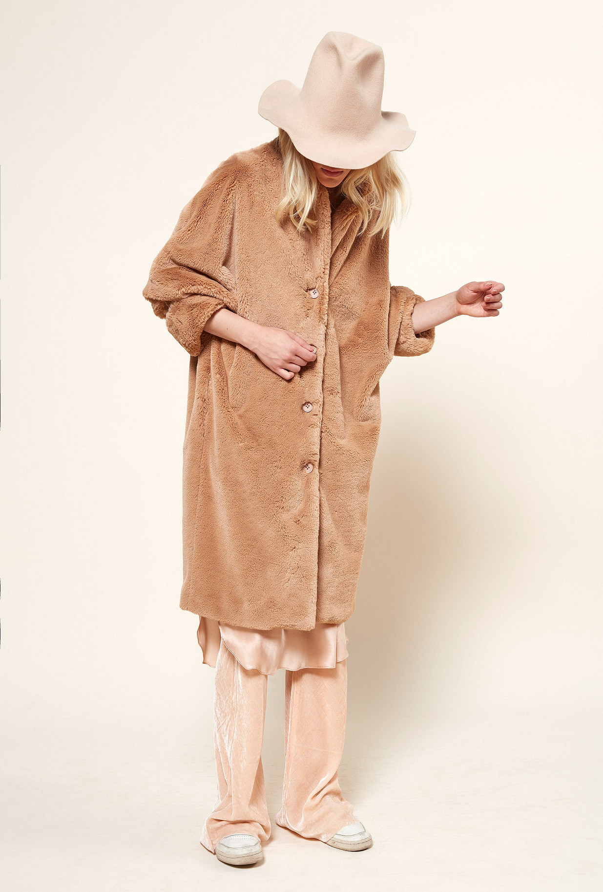 Camel COAT Gazette Mes Demoiselles Paris
